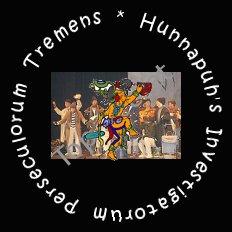 Hunnapuh's Investigatorum Perseculorum Tremens