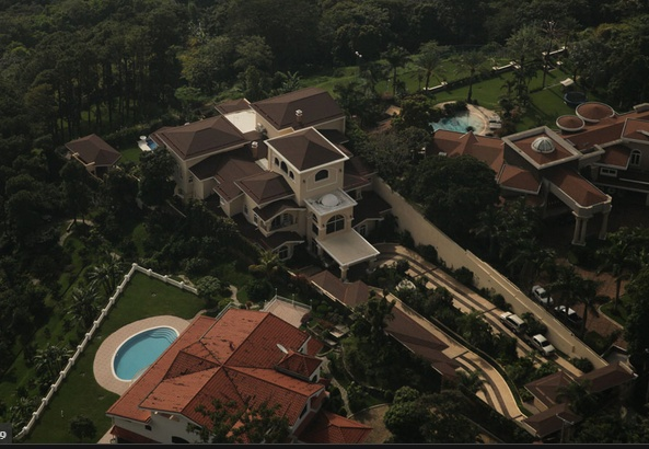 Residencia de Tony Saca